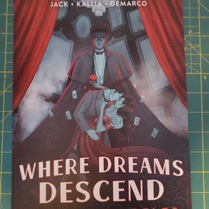 Where Dreams Descend Pre-Order